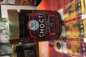 Chocti Chocolate Ghee Spread Coffee Guarana