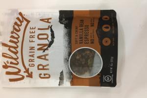 Vanilla Bean Espresso Granola