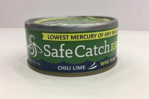 Chili Lime Wild Tuna