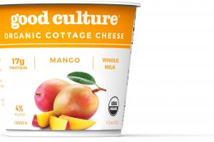Organic Cottage Cheese