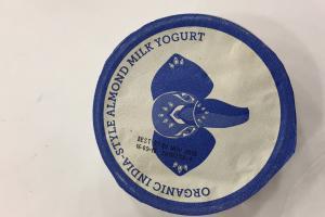 Organic Almond Milk Yogurt