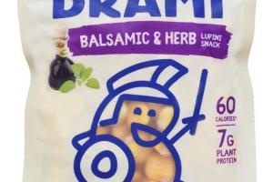 Balsamic & Herb Lupini Snack