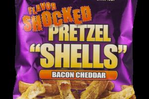 "Flavor Shocked Pretzel ""shells"""