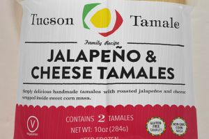 Jalapeno & Cheese Tamales