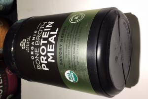 Organic Bone Broth Protein Meal