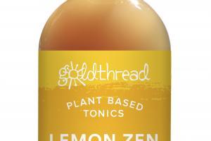 Lemon Zen Plant Based Tonics