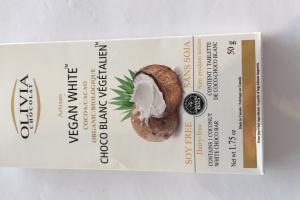 Artisan Vegan White Choco Bar