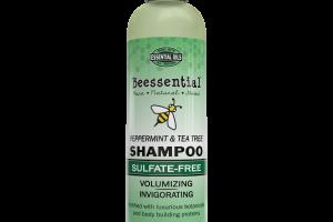 Volumizing Invigorating Sulfate-free Shampoo, Peppermint & Tea Tree