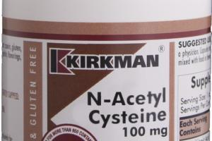 N-acetyl Cysteine Dietary Supplement