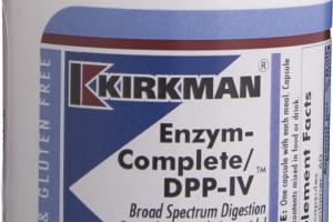 Enzym-complete/ Dpp-iv Enzyme Dietary Supplement