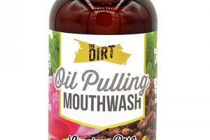 Oil Pulling Mouthwash