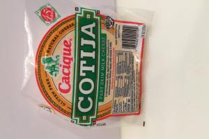 Cotija Part Skim Milk Cheese
