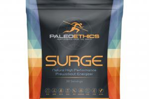 Natural High Performance Preworkout Energizer