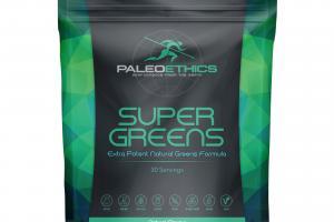 Extra Potent Natural Greens Formula