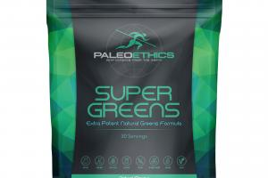 Extra Potent Natural Greens Formula