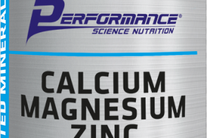 Calcium Magnesium Zinc Chelated Dietary Supplement