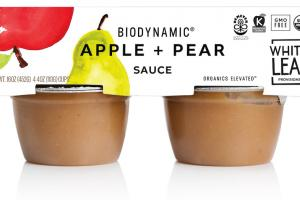 Apple + Pear Sauce