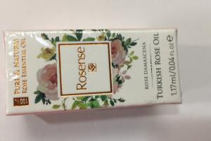 Turkish Rose Oil