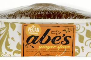 The Vegan Pound Cake