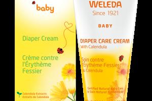 Baby Diaper Care Cream With Calendula