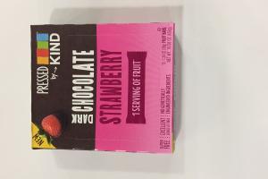 Dark Chocolate Fruit Bars