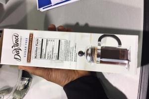 Toasted Hazelnut Syrup
