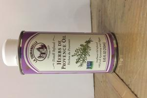 French Infused Herbs De Provence Oil
