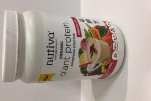 Organic Plant Protein Superfoo Smoothie