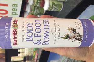 Body & Foot Powder