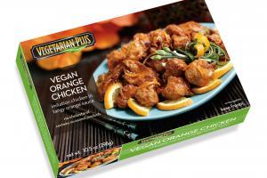 Vegan Orange Chicken