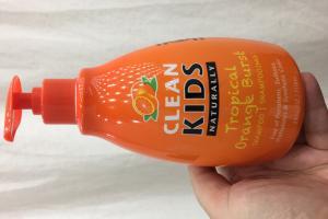 Tropical Orange Burst Shampoo