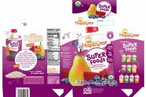 Super Foods Fruit & Veggie Blend