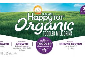Organic Toddler Milk Drink