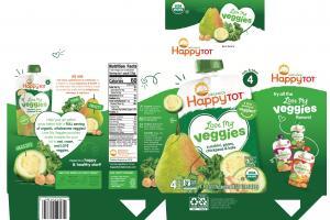 Veggie & Fruit Blend