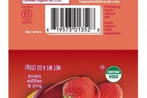 Organics Fruit & Veggie Blend