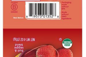 Super Smart Organic Fruit & Veggie Blend