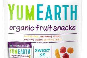 Organic Fruit Snacks
