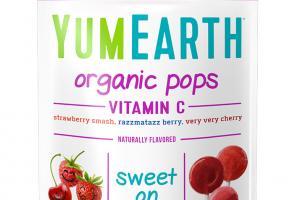 Organic Vitamin C Pops