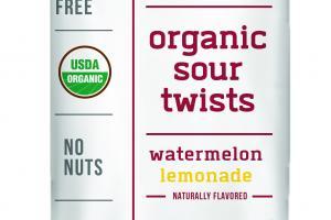 Organic Sour Twists