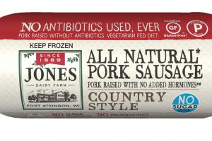 All Natural* Pork Sausage