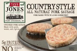 Country Style Patties