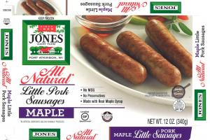 Little Pork Sausages