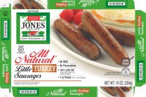 Little Turkey Sausages