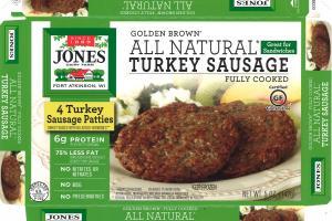 Turkey Sausage