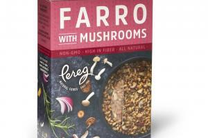 Farro With Mushrooms