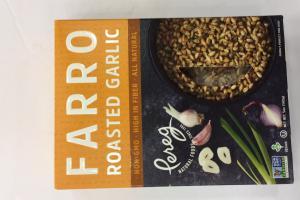 Farro Roasted Garlic