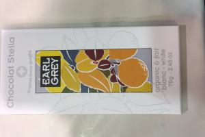 Organic & Fair White Chocolate