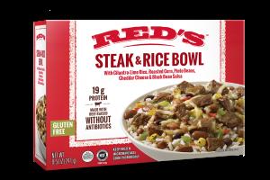 Steak & Rice Bowl