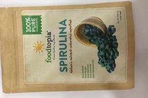 Spirulina Nature's-saturated Superfood
