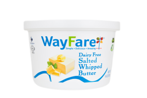 Dairy Free Whipped Butter